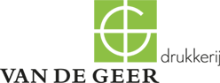 Drukkerij van de Geer Logo